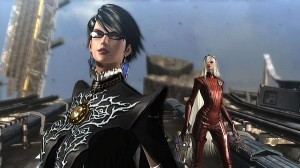 Bayonetta's haircut