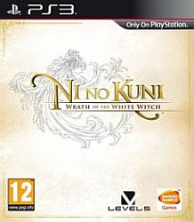 Ni No Kuni Box Art