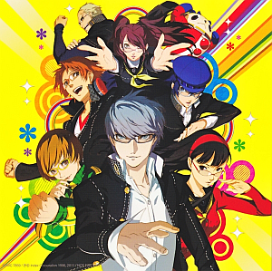 P4G_Characters