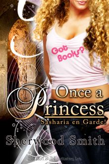 Cover for Once a Princess