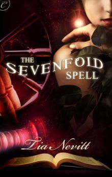 Cover of The Sevenfold Spell